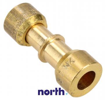 Przejściówka | Redukcja mosiężna 7mm/6mm do klimatyzacji Lokring 76NRMS00