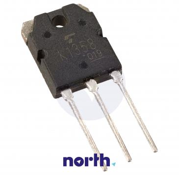 2SK1358 Tranzystor TO-3P (n-channel) 900V 9A
