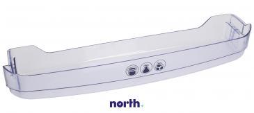 Balkonik | Półka na drzwi chłodziarki do lodówki 481241820166