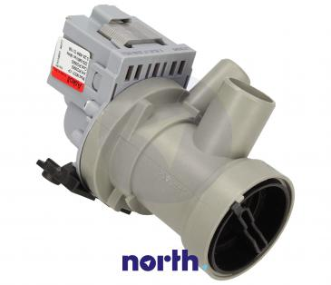 Pompa odpływowa kompletna do pralki Whirlpool