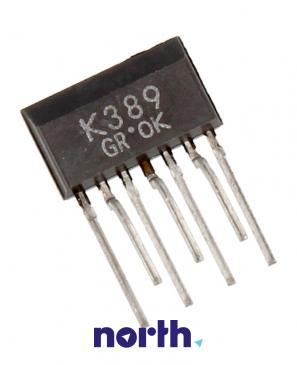 2SK389-GR Tranzystor 2-10M1A (N-Channel) 50V 0.01A