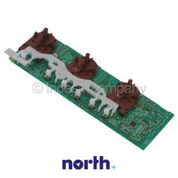 Płytka | Moduł przełącznika funkcyjnego do pralki Indesit C00264653