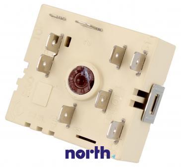 Regulator energii jednoobwodowy do kuchenki 5057021010 za Whirlpool 481927328279