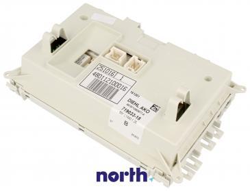 Moduł elektroniczny skonfigurowany do pralki 480112100016