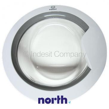 Okno | Drzwi kompletne bez zawiasów do pralki C00270556