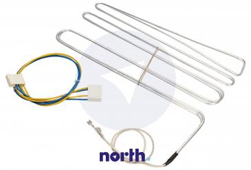 Grzałka rozmrażająca z termobezpiecznikiem do lodówki Indesit C00266867