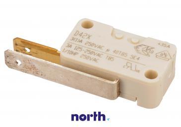 Mikroprzełącznik do pralki 480111100338