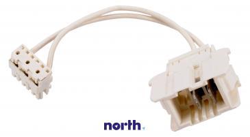 Kable | Wiązka kabli pompy myjącej do zmywarki Whirlpool