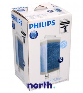 Kaseta | Wkład antywapienny (odkamieniający) GC019 do żelazka Philips 423902171951 2szt.
