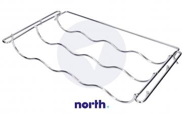 Półka na butelki druciana do lodówki 5035JQ2005B