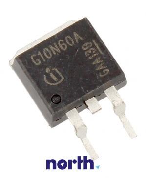 SGB10N60A Tranzystor TO-263 (NPN) 600V 20A