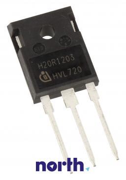 H20R1203 Tranzystor PG-TO247-3 (NPN) 1200V 20A