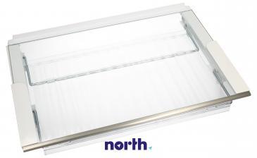 Szyba | Półka szklana kompletna do lodówki 00687884