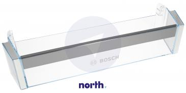 Balkonik   Półka na butelki na drzwi chłodziarki (dolna) do lodówki 00744473