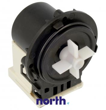 Silnik pompy odpływowej do pralki Indesit C00283277