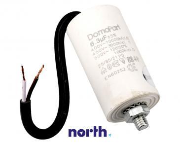 Kondensator rozruchowy pompy myjącej do zmywarki