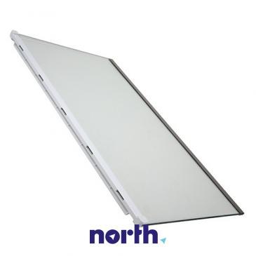 Szyba   Półka szklana kompletna 519x304mm do lodówki 2109403077
