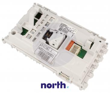 Moduł elektroniczny skonfigurowany do pralki 480111104901