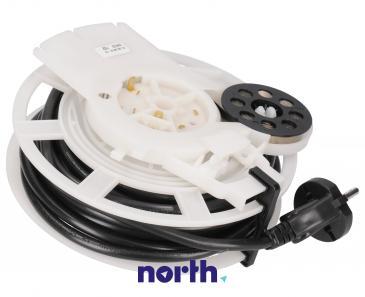 Rolka | Zwijacz kabla z wtyczką do odkurzacza 432200533401