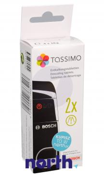 Odkamieniacz TCZ6004 do ekspresu do kawy Bosch 00311530 4szt.