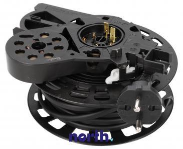 Rolka | Zwijacz kabla z wtyczką do odkurzacza 00751933