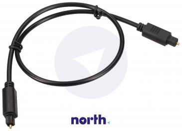 Kabel optyczny 0.5m (wtyk/wtyk)
