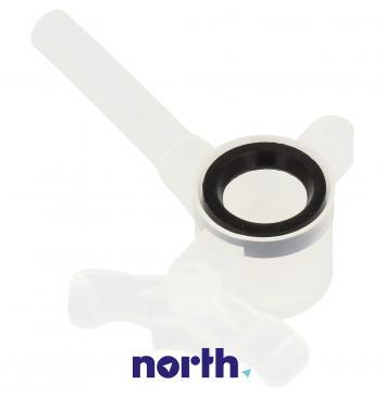 Gniazdo zaworu pojemnika na wodę do ekspresu do kawy MS623039
