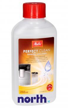 Preparat czyszczący (płyn) do modułu mlecznego do ekspresu do kawy Melitta 6606206