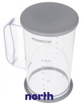 Pojemnik | Dzbanek z pokrywką do blendera ręcznego KW714803
