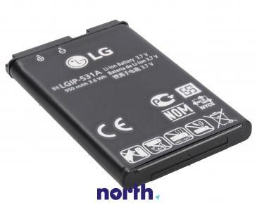 Akumulator | Bateria LGIP-531A 3.7V 950mAh do smartfona LG EAC61700101