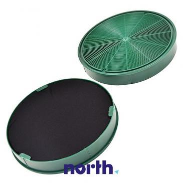 Filtr węglowy aktywny do okapu 4055171344
