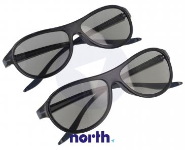 Okulary 3D EBX61668501