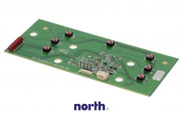 Płytka przycisków panelu sterowania do ekspresu do kawy 996530068666