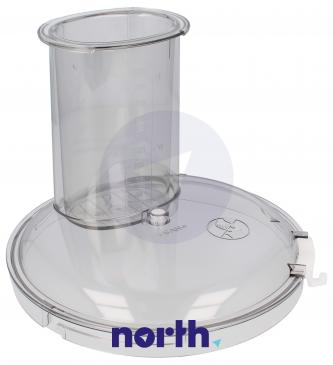 Pokrywa pojemnika malaksera do robota kuchennego Bosch 00657227