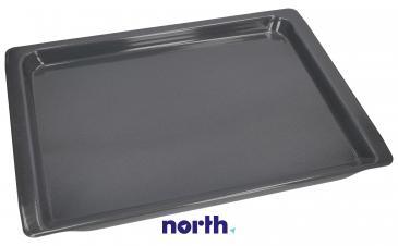 Blacha do pieczenia płytka (emaliowana) HEZ361000(00) do piekarnika (46.5cm x 34.5cm x 2.5cm x 2.9cm) 00742278