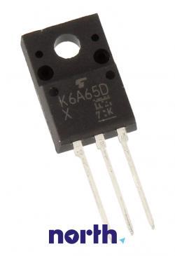 TK6A65D Tranzystor SC-67 (N-Channel) 650V 6A