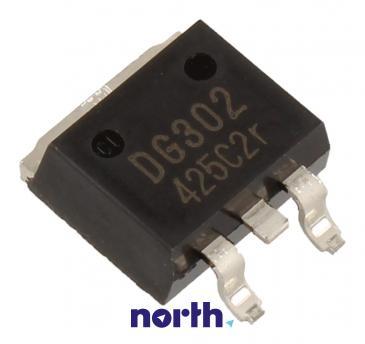 DG302 Tranzystor