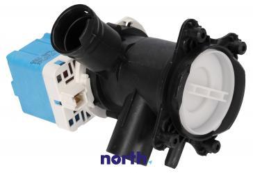 Pompa odpływowa kompletna do pralki Bosch 993