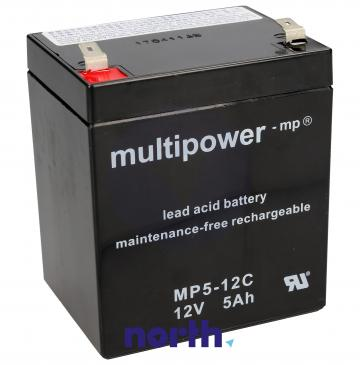 MP512C Akumulator UPS 12V 5000mAh Multipower (1szt.)