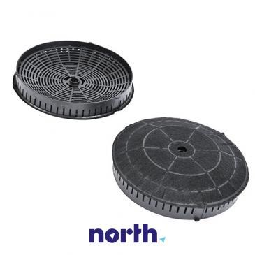 Filtr węglowy aktywny w obudowie do okapu 4055217501