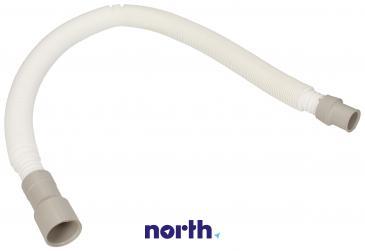 9029794139 E2WDE200B2 Wąż odpływowy - spustowy, rozciągany prosty - 0,5m>2m ELECTROLUX