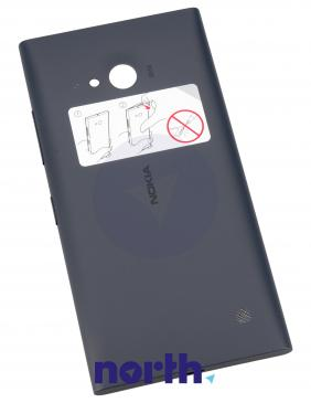 Klapka baterii do smartfona Lumia 730 / 735 02507Z3 (czarna)