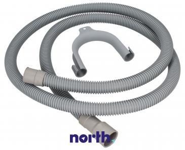 Rura | Wąż odpływowy 2m do pralki 484000001134