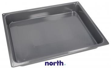 Blacha do pieczenia głęboka (emaliowana) AC055 do piekarnika (36cm x 45.6cm x 5.4cm) Gorenje 442727