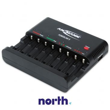 Ładowarka akumulatorów POWERLINE8 R3/R6 Ansmann