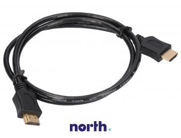 Kabel HDMI 1m (wtyk/wtyk)