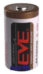 ER34615M Bateria Li-SOCl2 ER34615M 3.6V 1300mAh (1szt.)