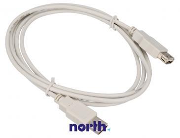 Kabel USB A (wtyk/ gniazdo)