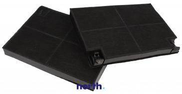 Filtr węglowy aktywny (2szt.) do okapu