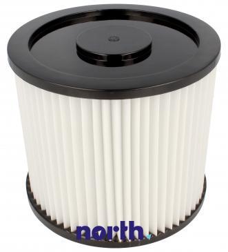 Filtr cylindryczny bez obudowy do odkurzacza